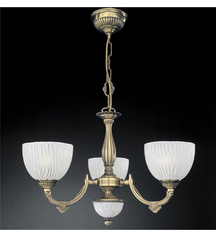 Żyrandol lampa Lecce