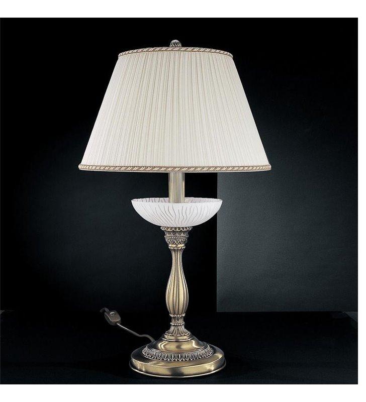Lampa nocna wysoka Mantova na komodę