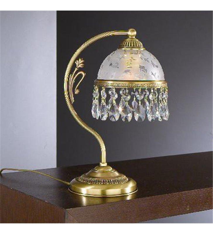 Lampka nocna na biurko Brugherio
