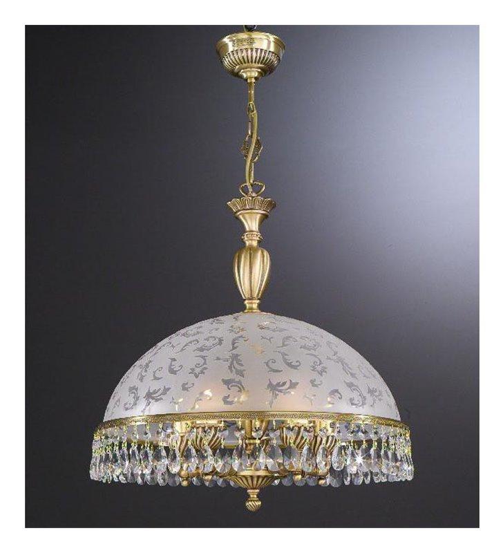 Stylowa lampa włoska wisząca Brugherio