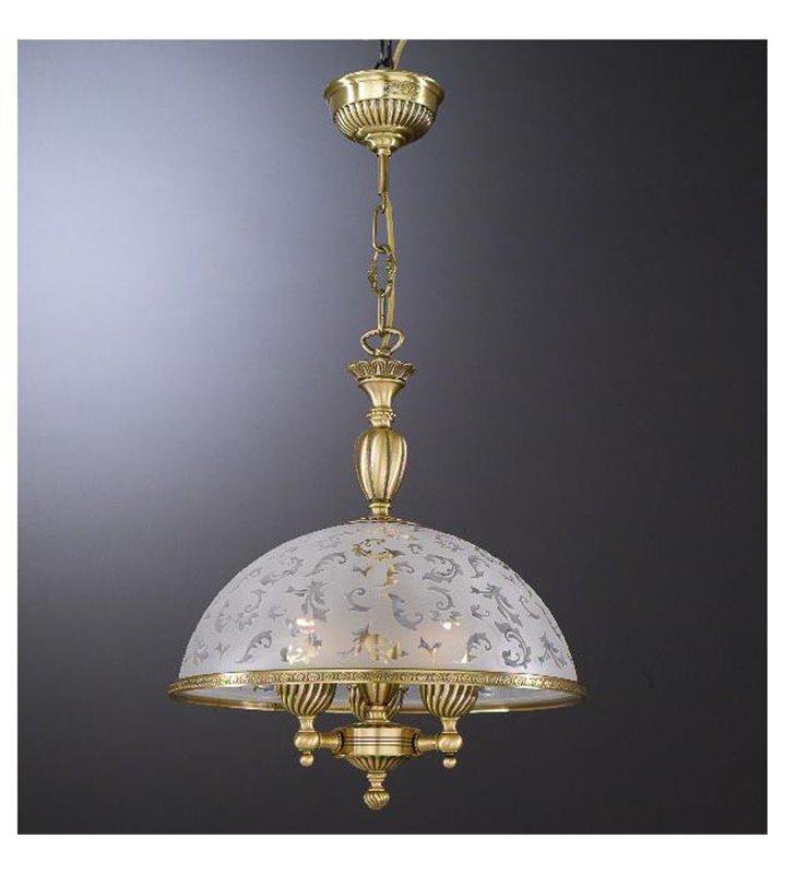 Ekskluzywna lampa do salonu wisząca Canicatti