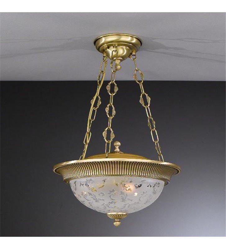 Lampa wisząca klasyczna stylowa do kuchni Vicenza