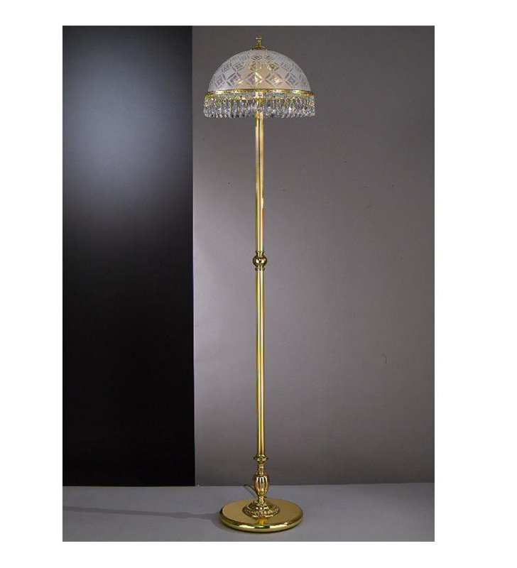 Klasyczna lampa podłogowa Sondrio