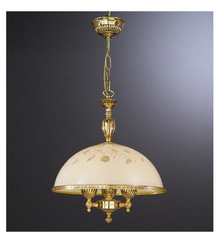 Klasyczna lampa wisząca Rawenna kuchenna