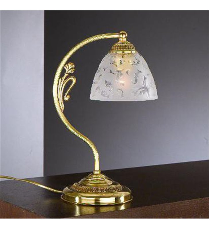 Lampa na szafkę nocną Comiso