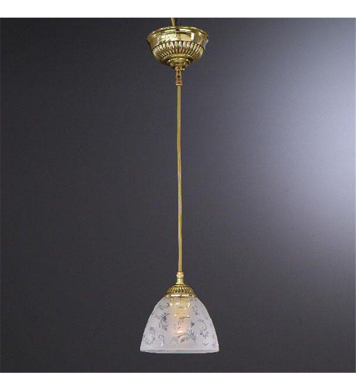 Mała lampa wisząca Comiso