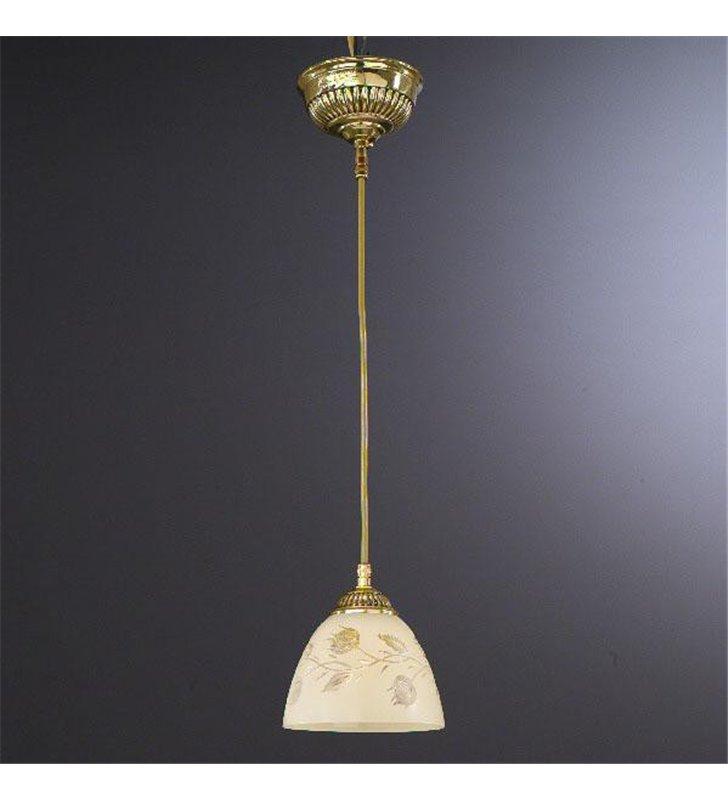 Pojedyńcza lampa wisząca Piacenza