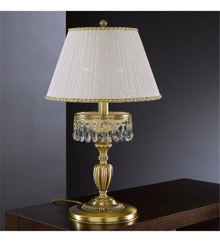Lampa nocna z abażurem Pordenone 60cm