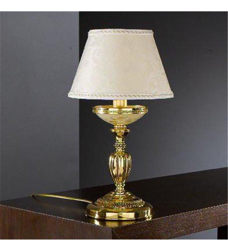 Lampa Boscoreale złota