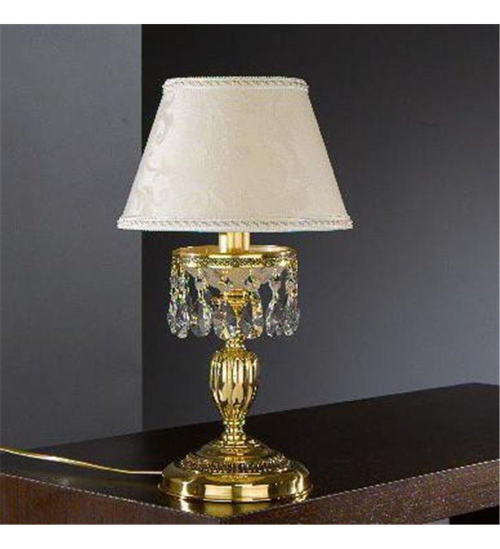 Lampa Battipaglia złota