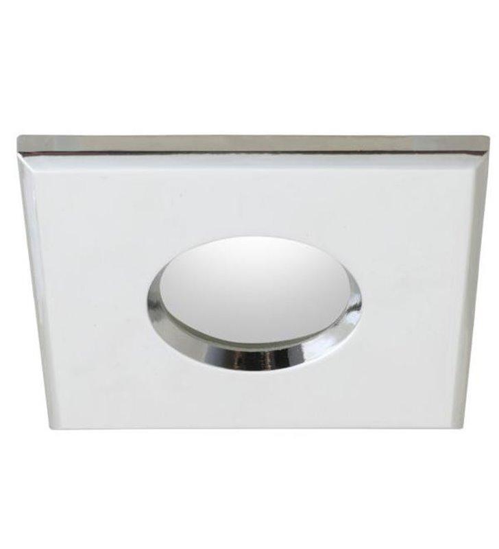 Oprawa punktowa kwadratowa do łazienki 4875 IP54 - DOSTĘPNA OD RĘKI