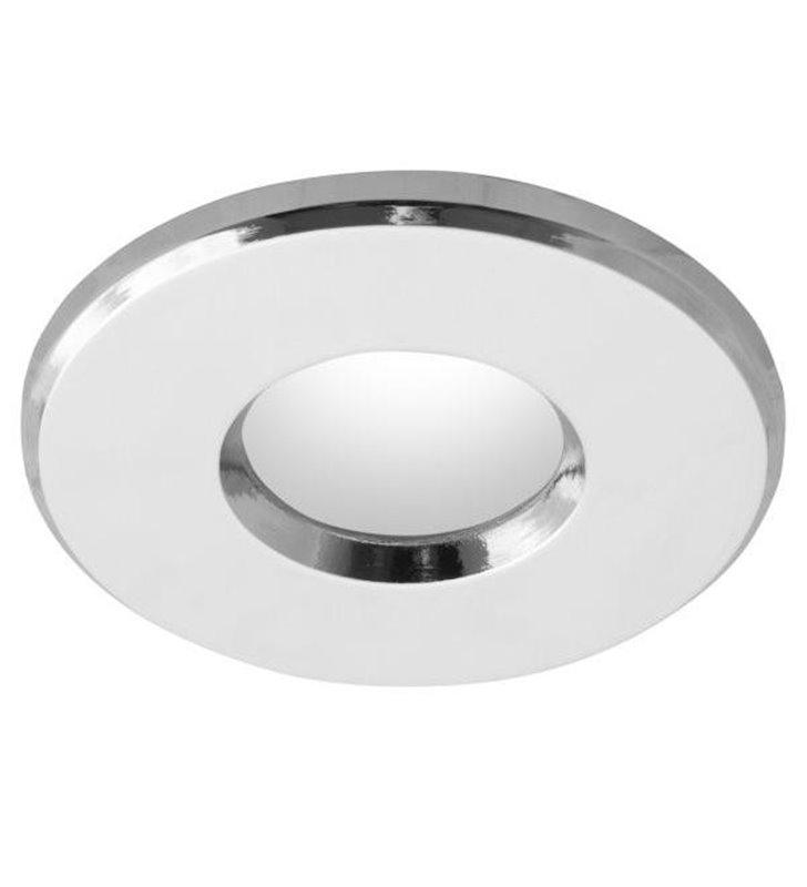 Oprawa punktowa okrągła do łazienki 4874 IP54 kolor chrom