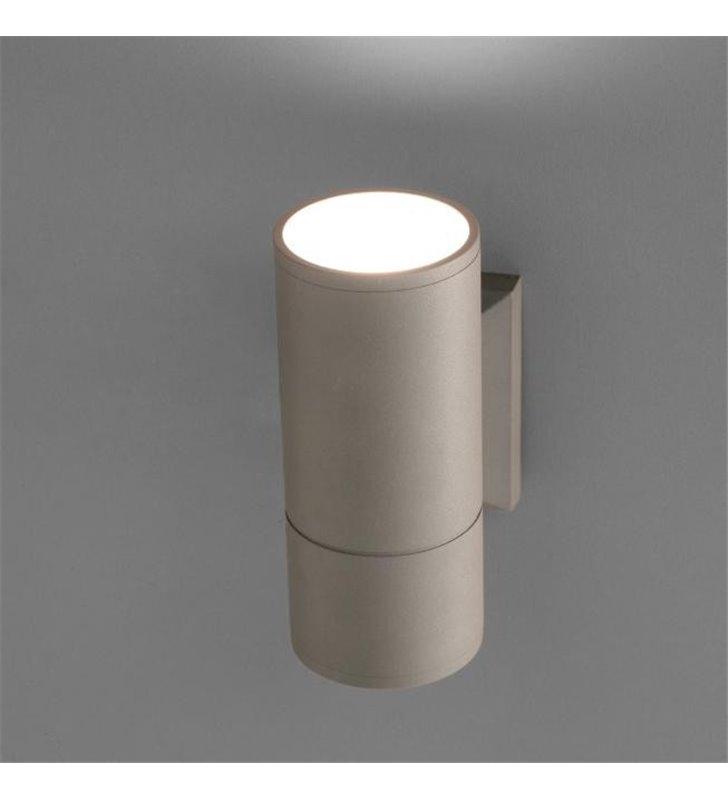 Lampa ogrodowa Negro szara IP54