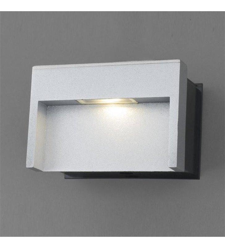 Lampa zewnętrzna do wbudowania w elewację do podświetlenia schodów Peri LED