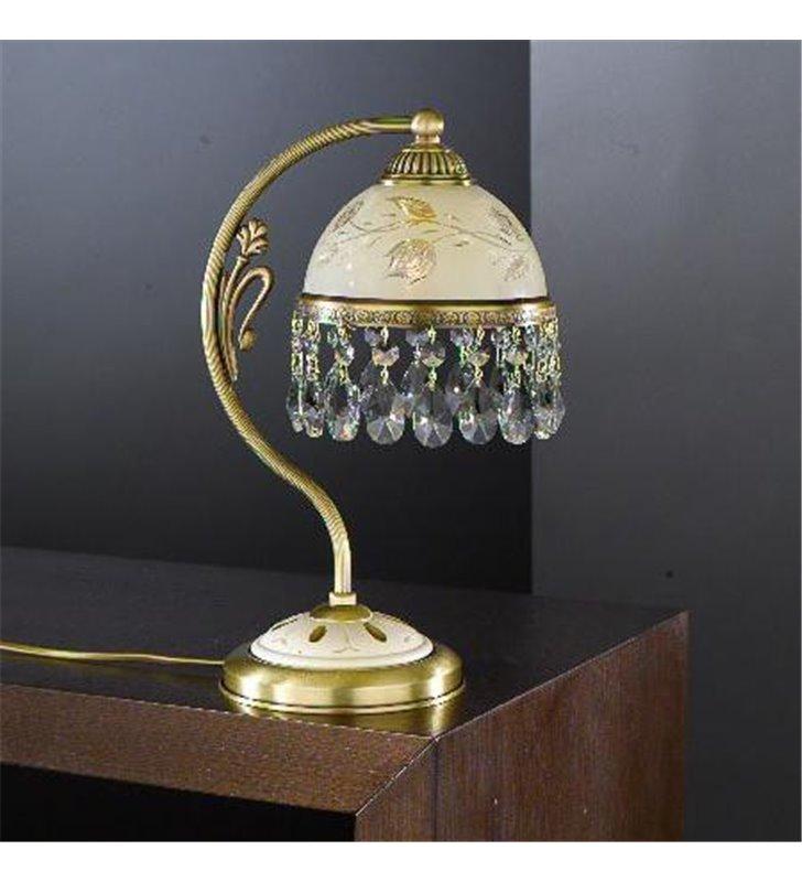 Lampa Arsizio mosiądz