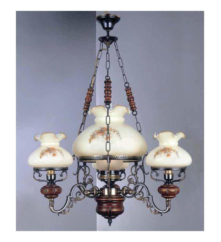 Lampa wisząca Pantelleria L2401-3plus1