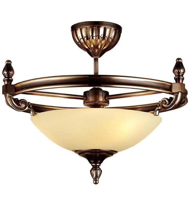 Lampa sufitowa Cordoba_I - patyna mat