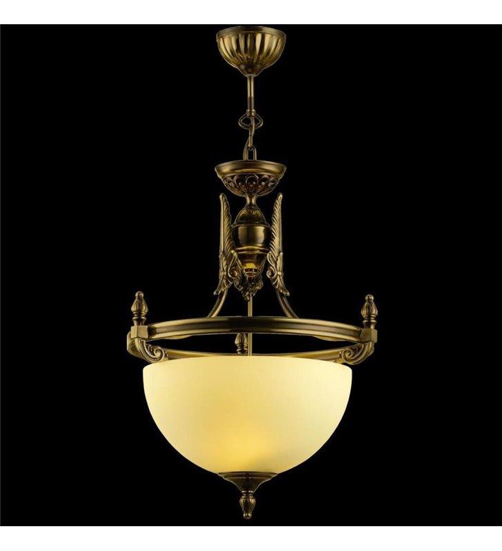 Lampa wisząca Cordoba_I - patyna mat