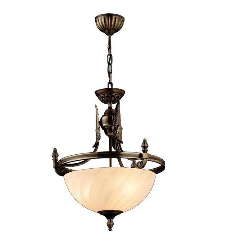 Lampa wisząca Cordoba_II - patyna mat