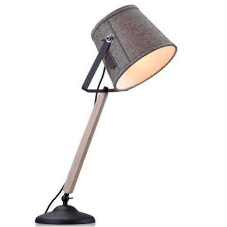 Nowoczesna lampa stołowa Legend np. do pokoju nastolatka