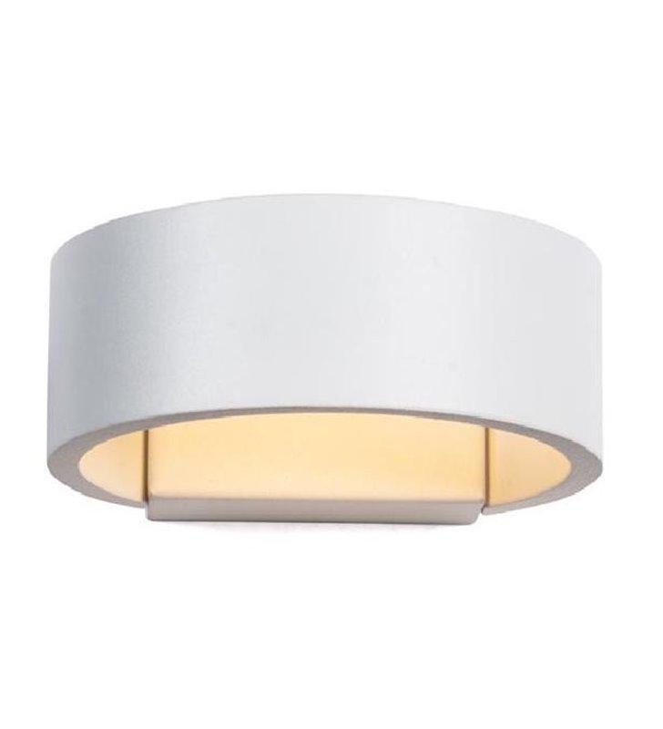 Kinkiet Barry biały LED