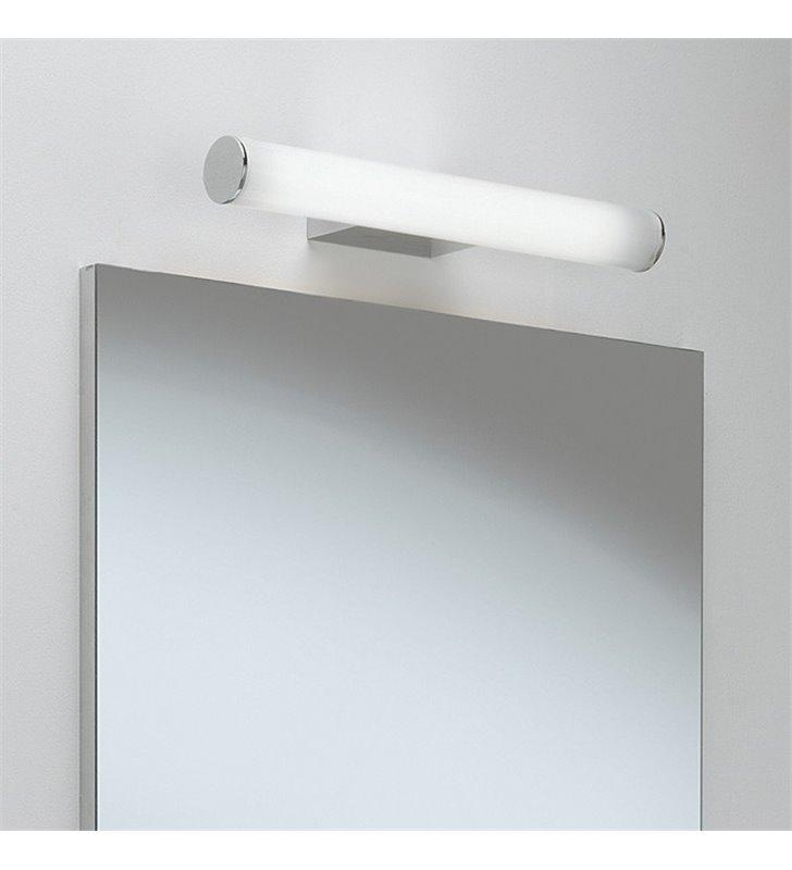 Lampa łazienkowa do oświetlenia lustra Dio LED montaż w pionie lub poziomie