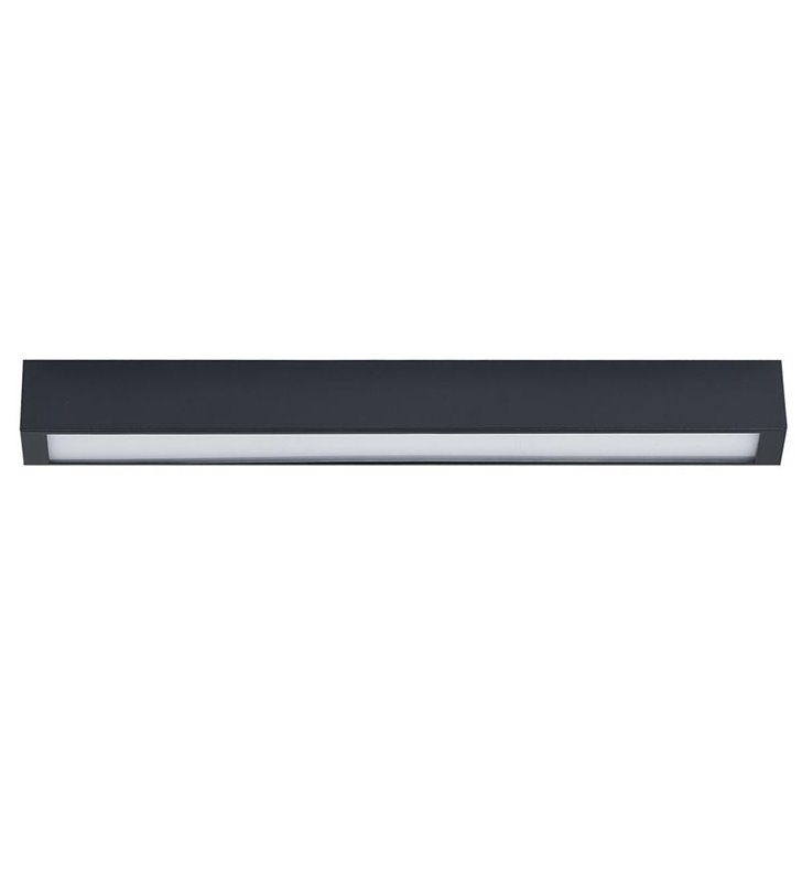 Plafon Straight Graphite LED