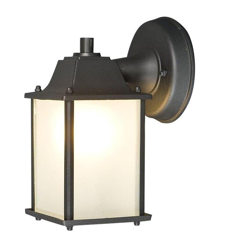 Mała ścienna lampa ogrodowa Spey - DOSTĘPNY OD RĘKI