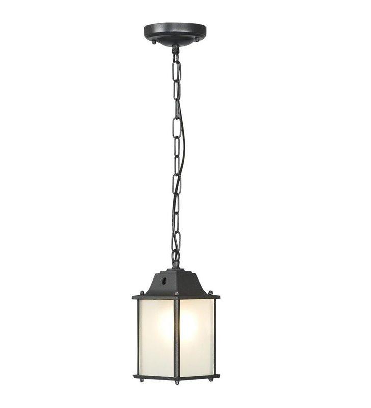 Mała wisząca lampa ogrodowa Spey