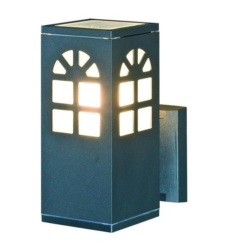 Lampa ścienna ogrodowa Morley