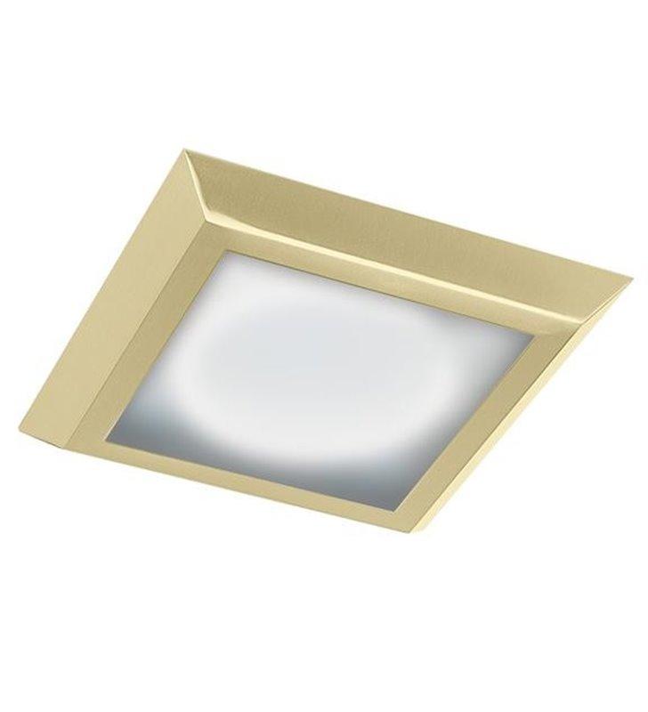 Plafon łazienkowy Satina Gold