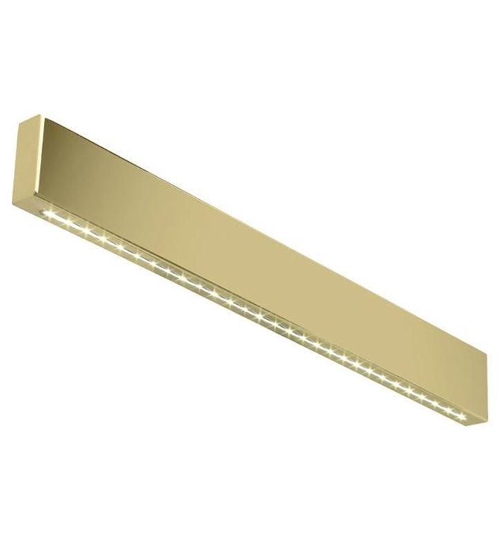 Lampa łazienkowa Satina Gold - LED