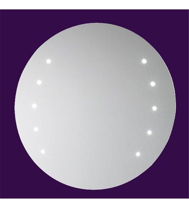 Lustro z oświetleniem Aurora - LED