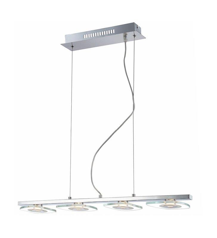 Lampa wisząca Bill podłużna LED