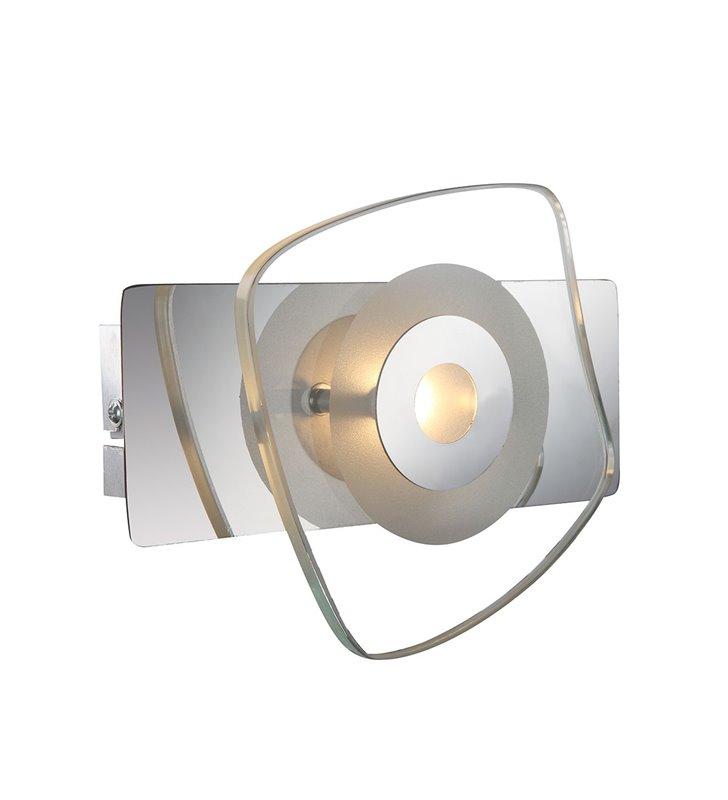 Pojedynczy nowoczesny kinkiet w stylu nowoczesnym Bill LED -DOSTĘPNA OD RĘKI