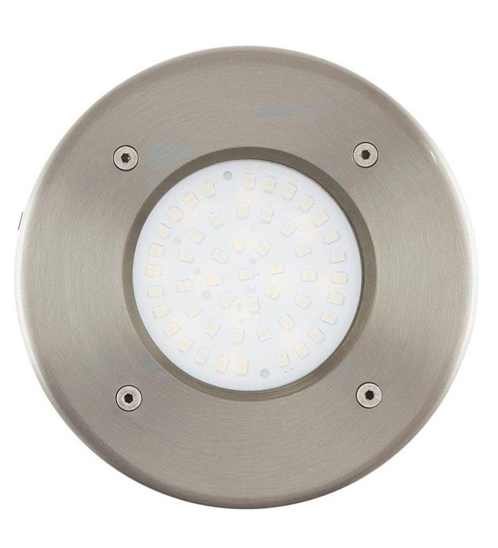 Lampa zewnętrzna Lamedo do wbudowania w podłoże LED
