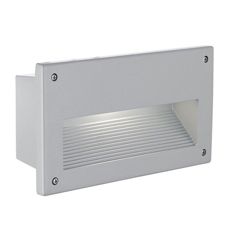 Lampa zewnętrzna do wbudowania np. w elewację schodyZimba