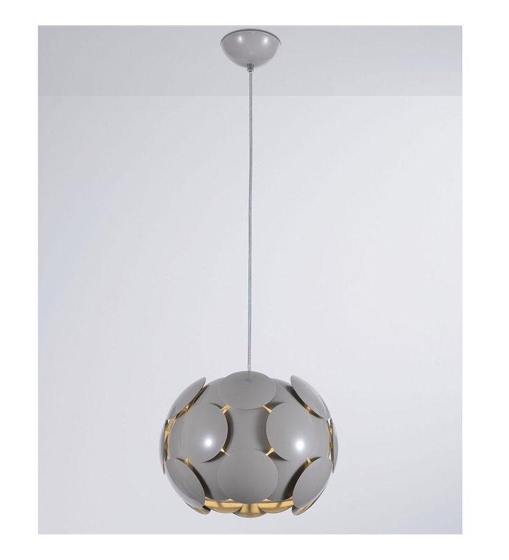 Lampa wisząca Santina Grey