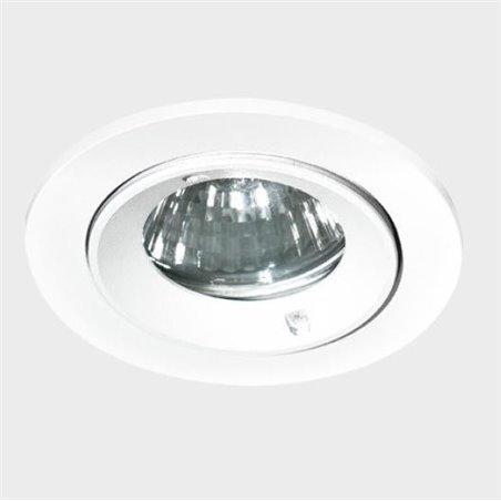 Oprawa punktowa Tito IP54 okrągła łazienkowa biała