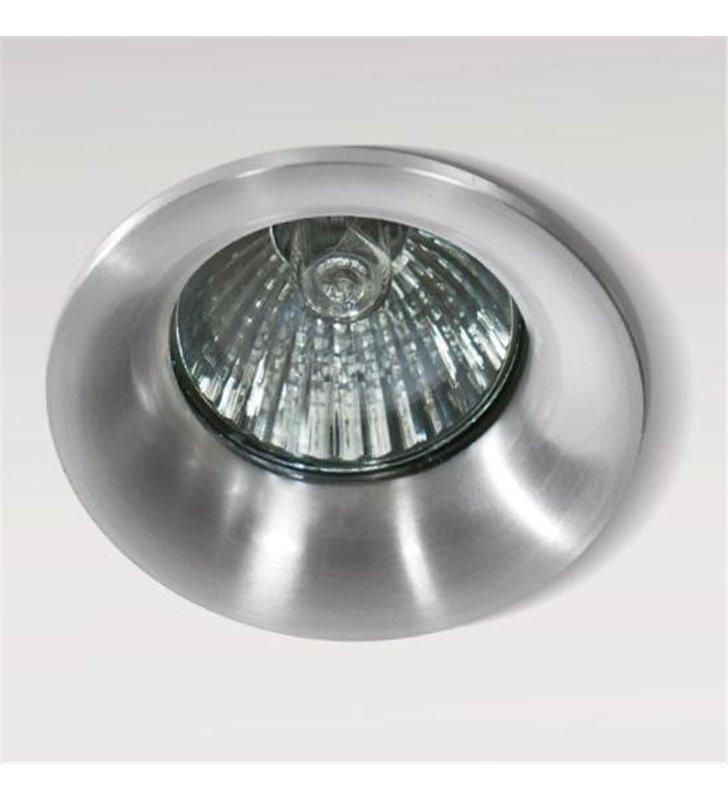Oprawa punktowa łazienkowa Ivo IP54 kolor aluminium