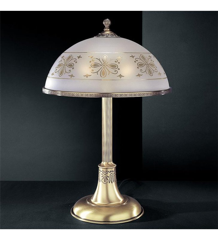 Lampa Benevento mosiądz