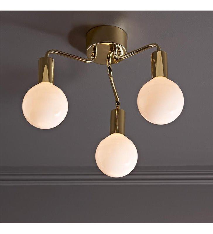 Lampa sufitowa History