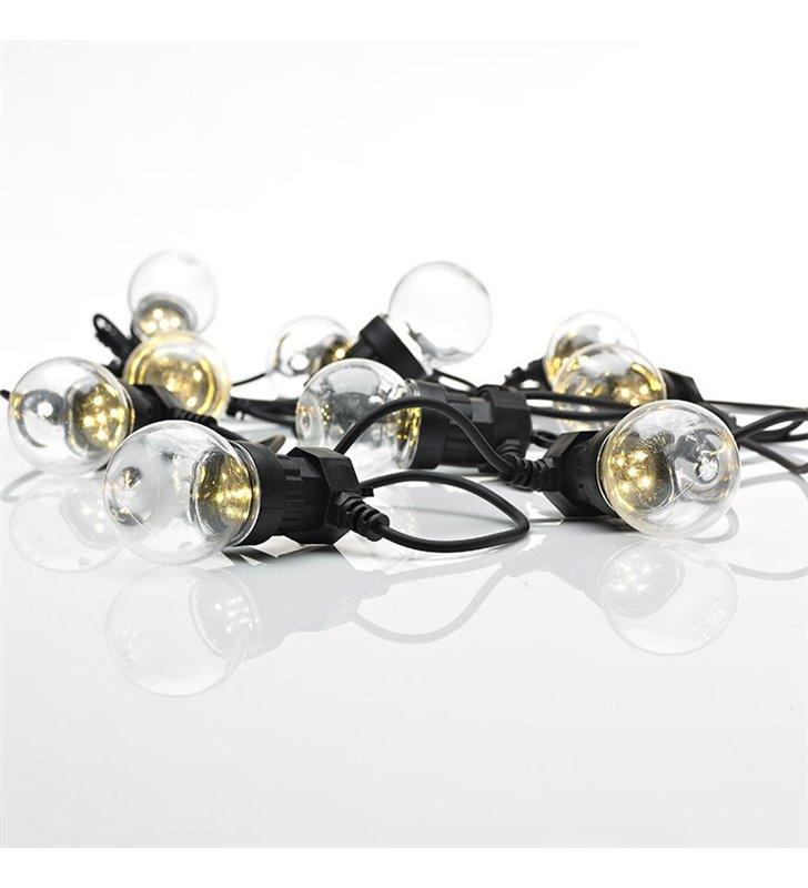 Lampki zewnętrzne Dakke