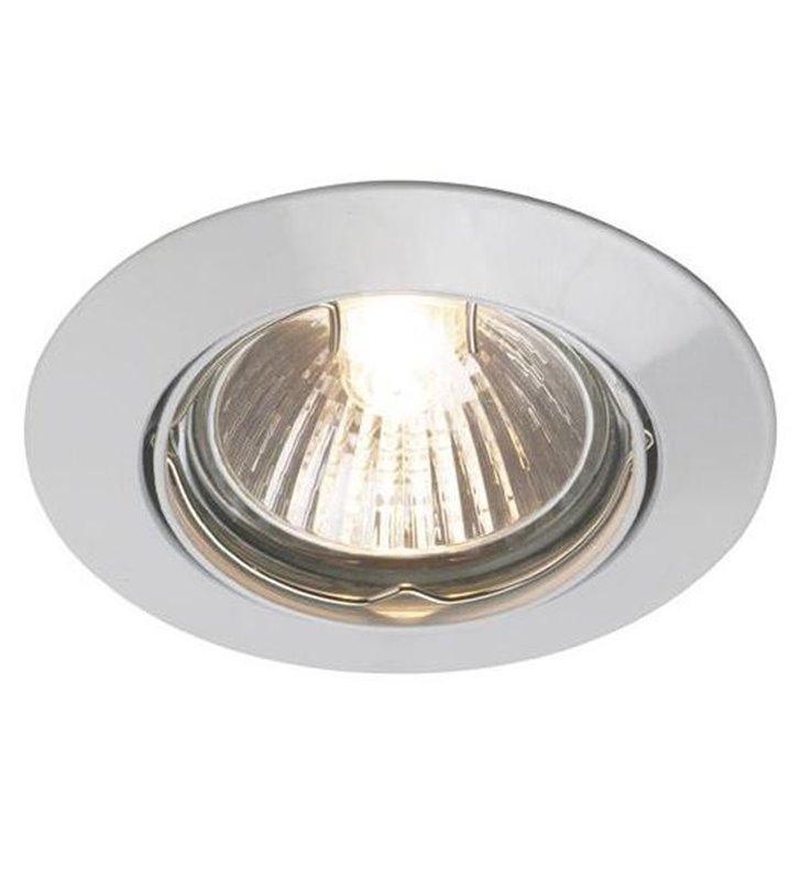 Oprawa punktowa łazienkowa Downlight biała IP44 - DOSTĘPNA OD RĘKI