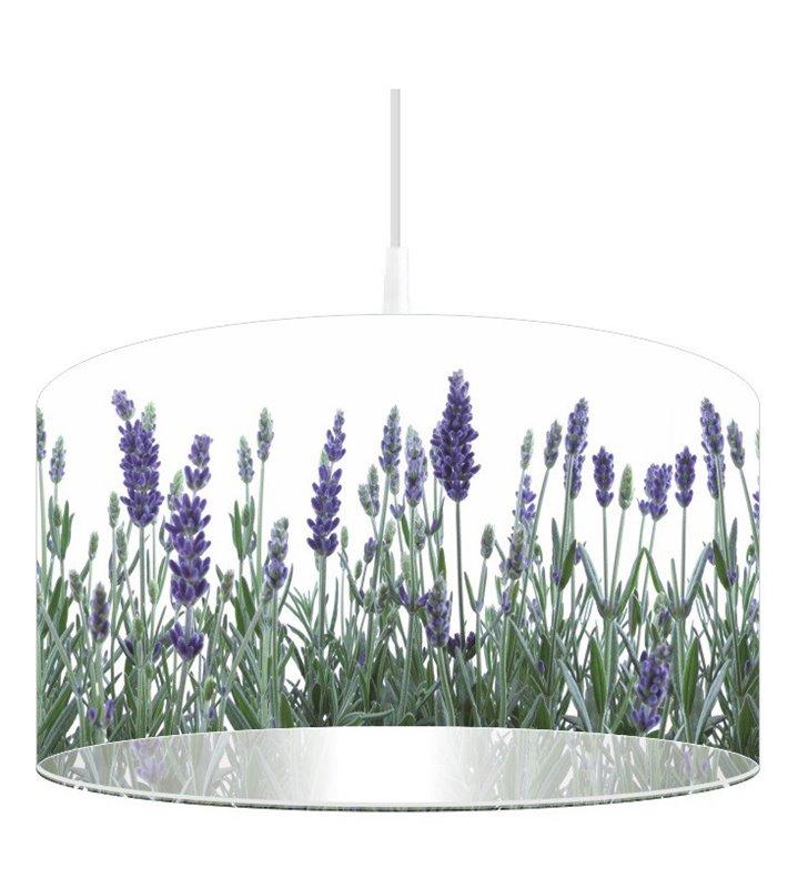Lampa wisząca Pachnąca Lawenda idealna do kuchni jadalni salonu sypialni