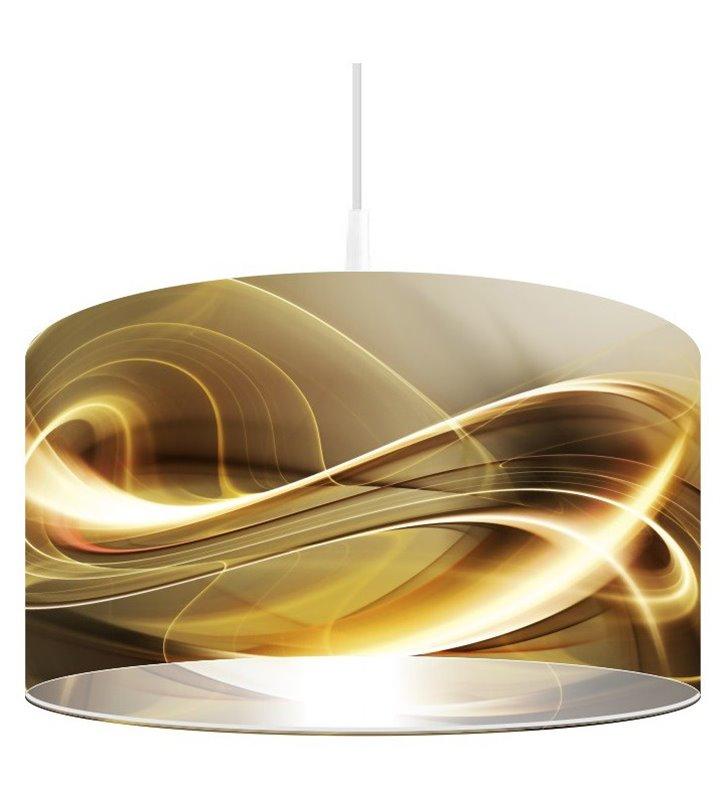 Lampa wisząca Magia Złota