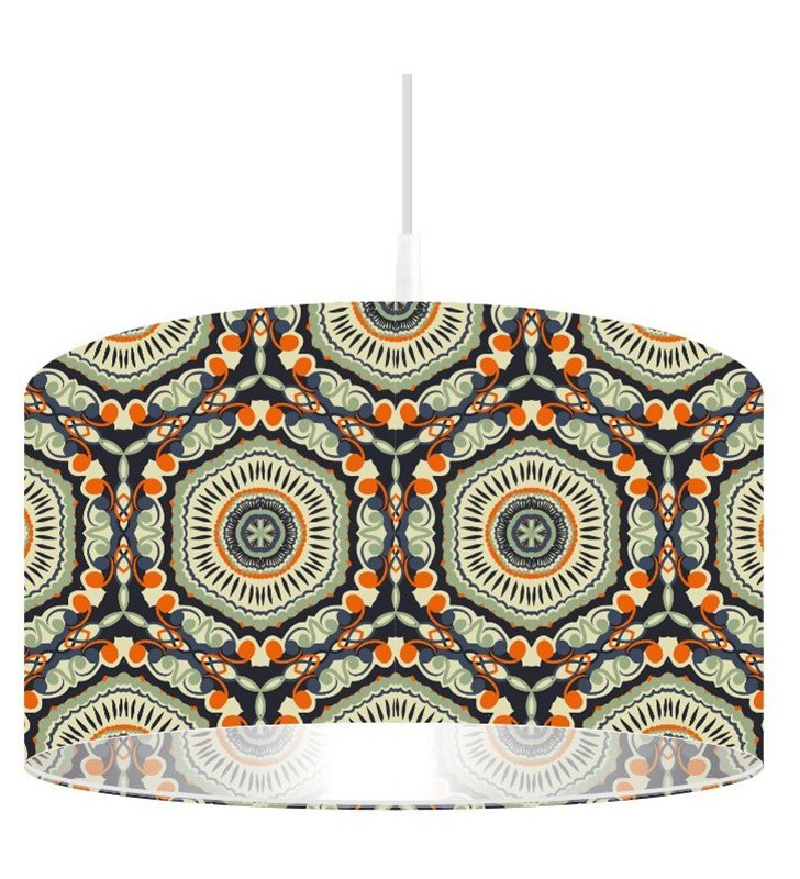Lampa wisząca Etno Dekoracja