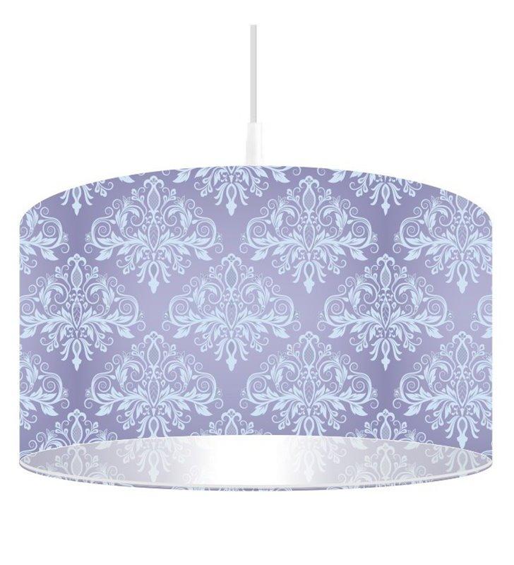 Lampa wisząca Delikatny Ornament do sypialni salonu jadalni