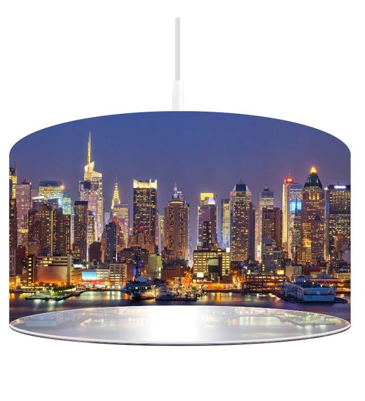 Lampa wisząca New York Nocą