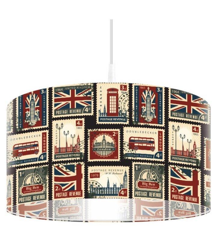 Lampa wisząca Symbole Londynu